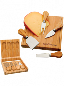 Knife and Cutting Board Set 45602