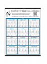 Norwood Wall Calendar