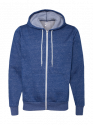 Canvas Bella Unisex Full Zip Hood