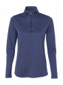 ALO Ladies Quarter Zip Pullover