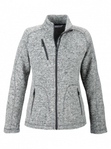 North end Ladies Sweater Fleece Jacket