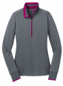 Nike Golf Ladies Dri Fit 1/2 Zip