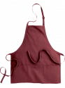 Edwards Bib Apron